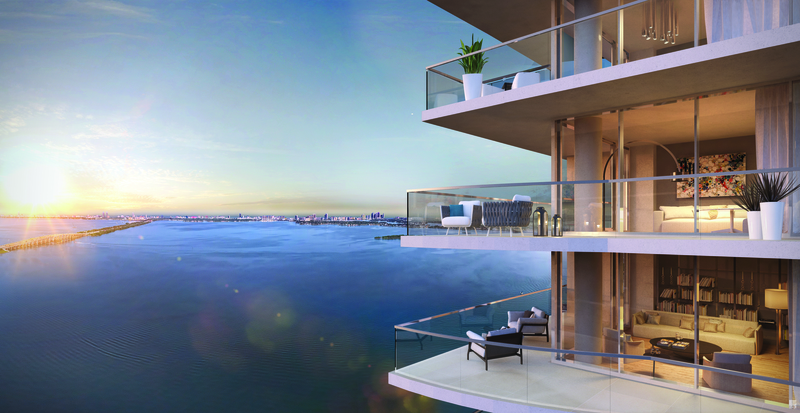 The Gran Paraiso In Edgewater Miami Globalty Investment
