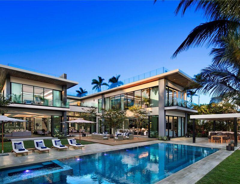acheter votre villa de luxe miami investir miami globalty investment. Black Bedroom Furniture Sets. Home Design Ideas
